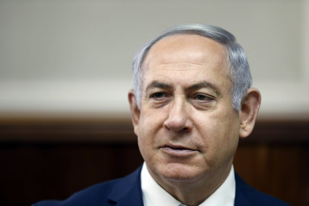 Israeli police said that Prime Minister Benjamin Netanyahu should be indicted on corruption charges, including bribery.