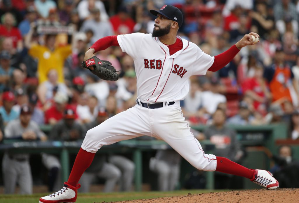 David Price managed just 11 starts last season, pitched out of the bullpen in the playoffs and even had a run-in with Dennis Eckersley. A forgettable season, but now he's committed to Boston and ready to make it all right.