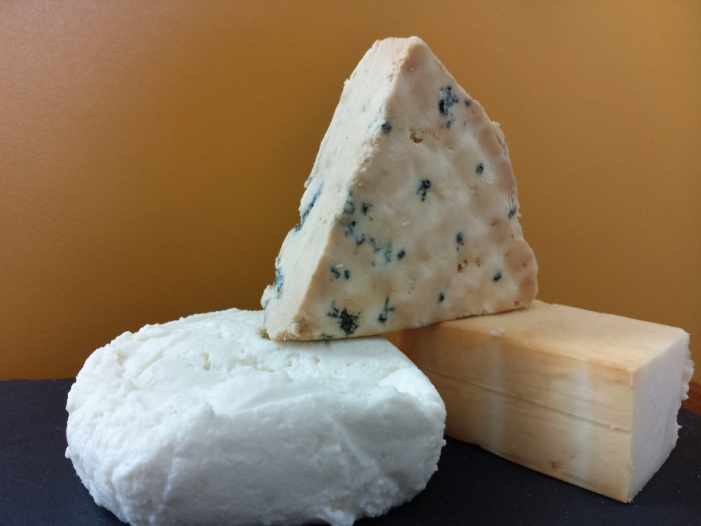 There are 87 licensed cheesemakers in Maine at last count.