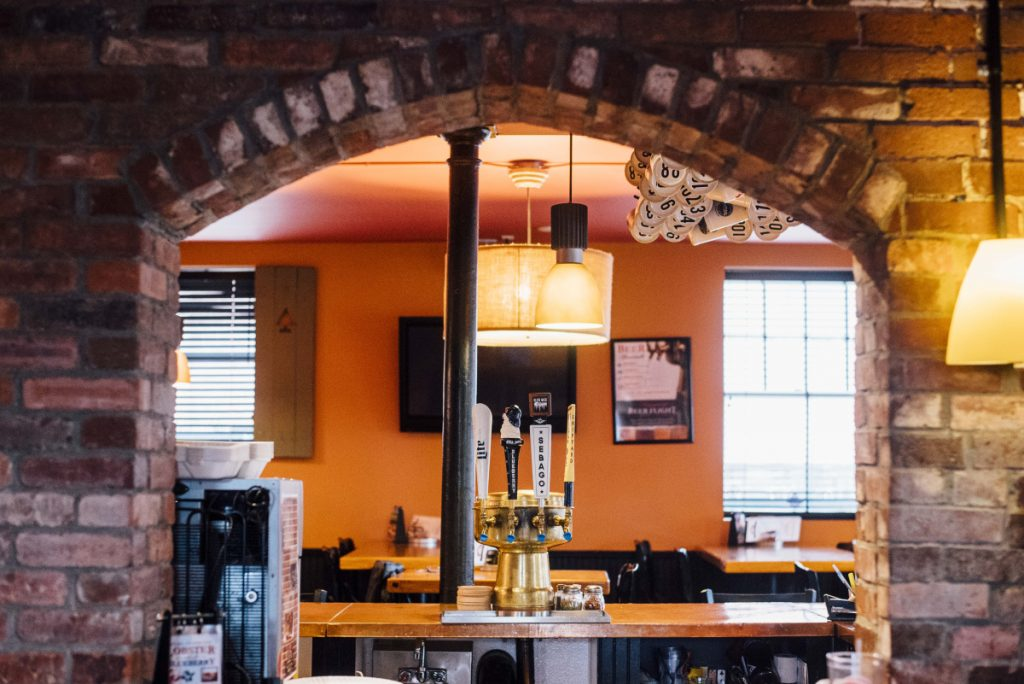 Portland Pie, which has restaurants in Portland, Biddeford, Westbrook, Scarborough, Brunswick and Manchester, New Hampshire, offers craft beer and gourmet pizza. The restaurant has plans to hire 50 part- and full-time employees, including wait staff, bartenders, kitchen staff and delivery drivers.