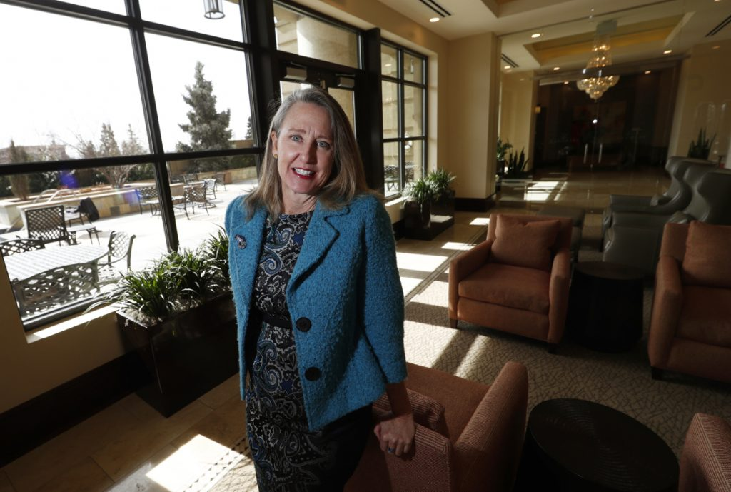 Lisa A. Goodbee, president Goodbee Associates in Denver, says she spent a lot of time and energy training her workers and wants to do whatever she can to keep them,
