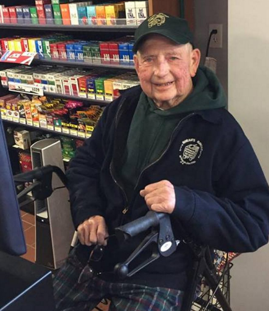 Bernard N. Larsen Sr., the longtime owner of Moran's Market on outer Forest Avenue in Portland, died Tuesday at age 88.