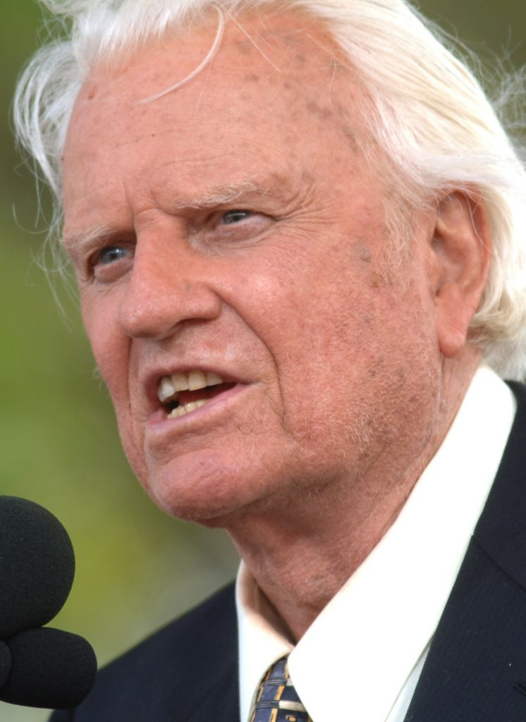 The Rev. Billy Graham