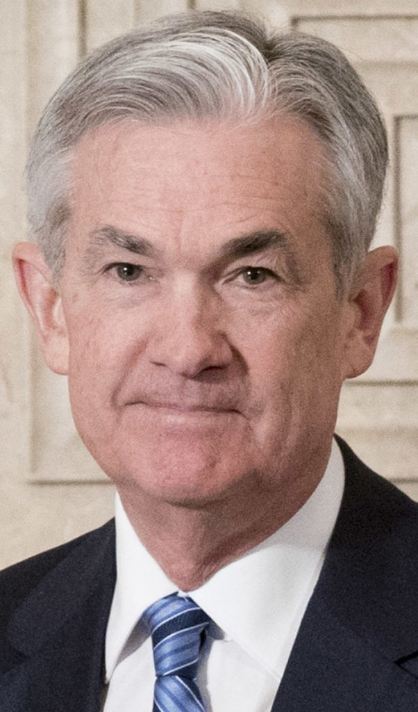 New chair of Federal Reserve will testify before a House panel next Tuesday