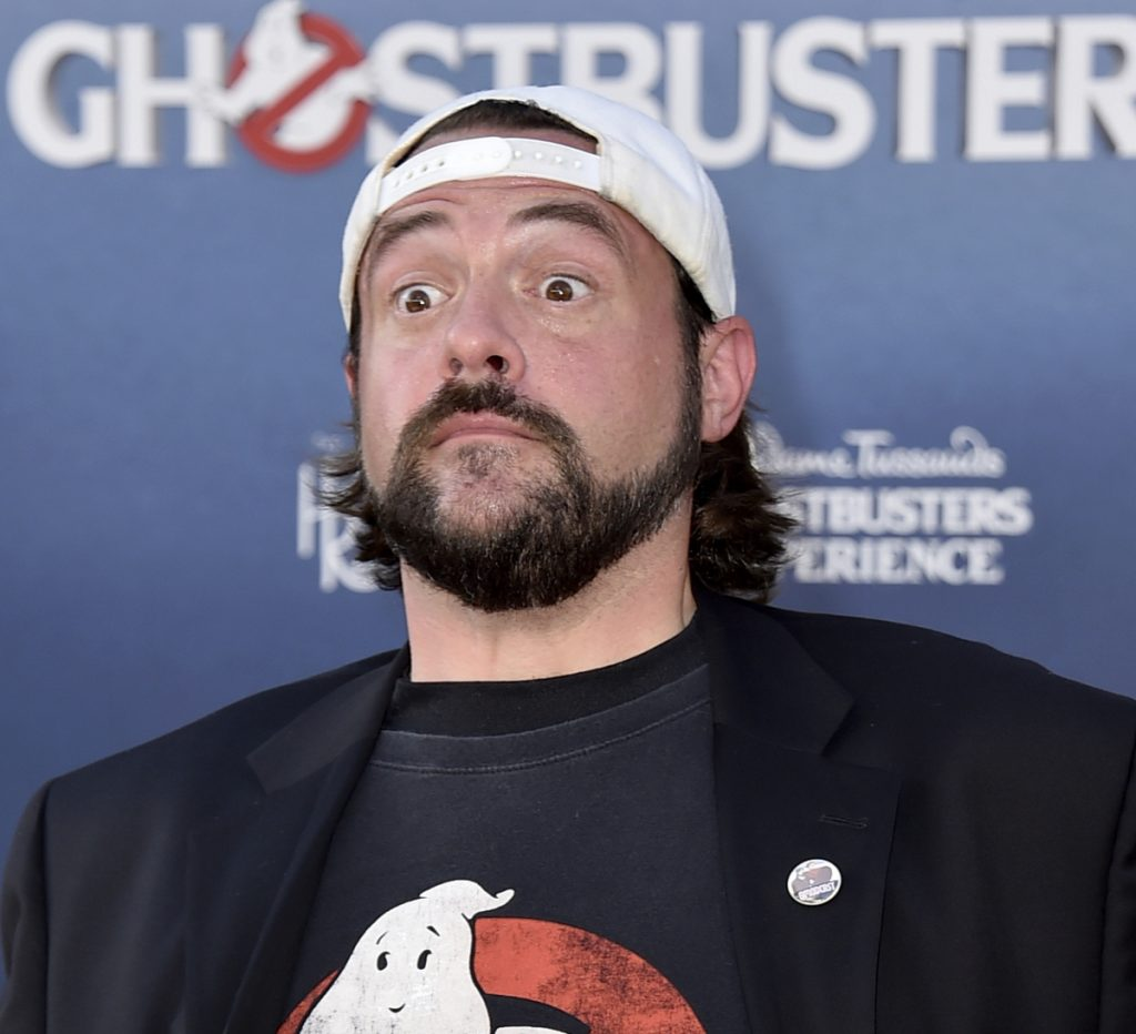 """""""If I hadn't canceled show 2 ... I would've died tonight,"""" Kevin Smith tweeted from a hospital after his heart attack."""