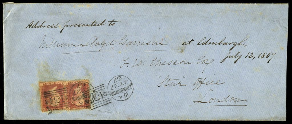 The Boston Public Library project involves about 12,000 pieces of correspondence written by prominent New England abolitionists. The goal is to make the documents easier to read and research.