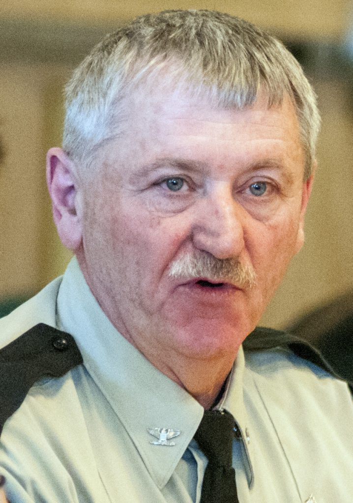 Maine Forest Service Chief Ranger Bill Hamilton wants a single, centralized system for burn permits.