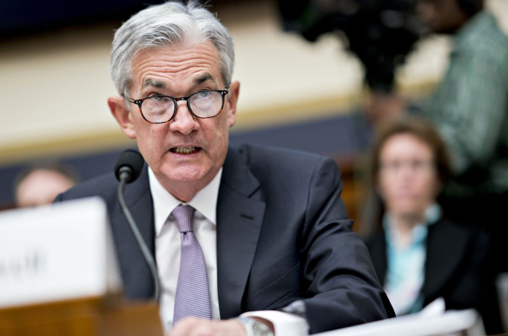 Federal Reserve Chairman Jerome Powell, who was nominated by President Trump, has signaled that he thinks the Fed should increase interest rates three times this year.