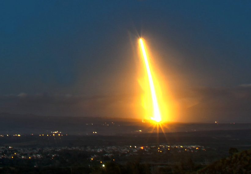 Image result for The dream aboard SpaceX latest rocket: faster, cheaper internet for everyone