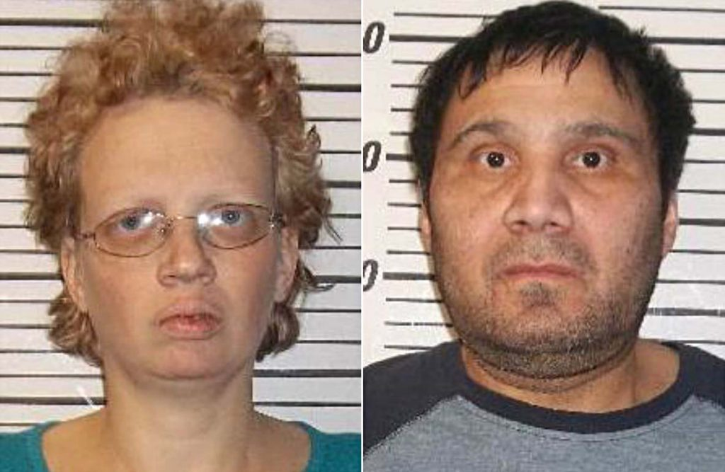 US parents allegedly beat daughter for months then staged accidental death scene