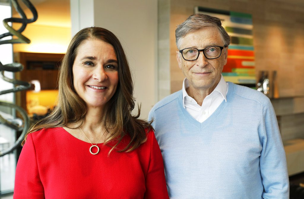 Microsoft co-founder Bill Gates and wife Melinda are rethinking their foundation's work in America as they confront what they consider an unsatisfactory track record, the country's growing inequity and a president they disagree with more than any other.