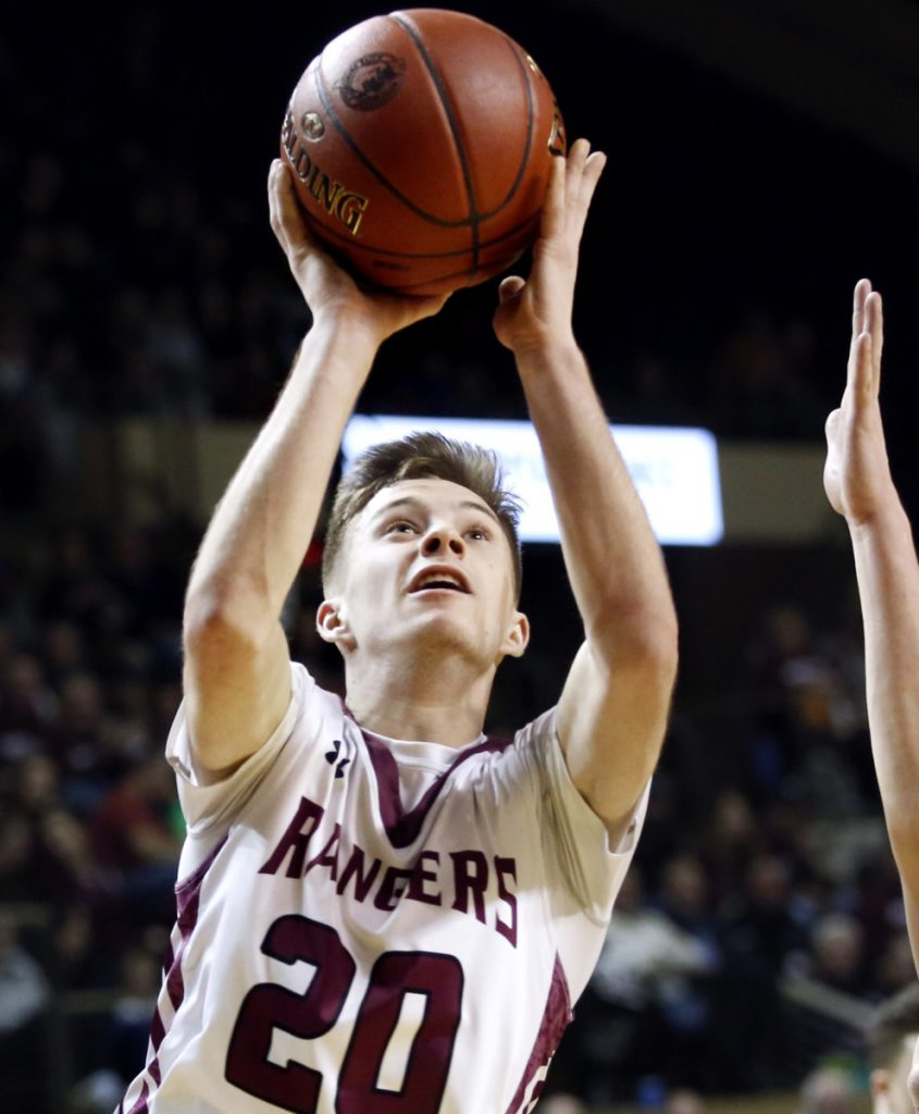Since Shane DeWolfe became a starter for Greely last season, the Rangers haven't lost a game, and they're one win  away from a second straight Class A state title.