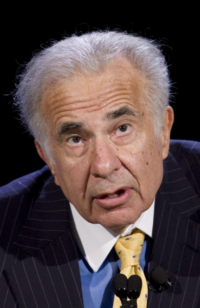 Carl Icahn recently sold his $31.3 million stake in the Manitowoc Co.