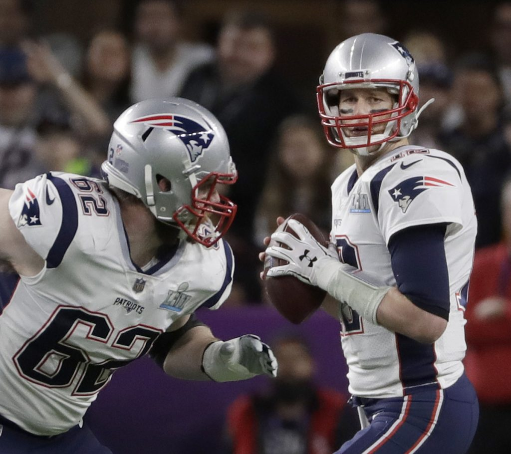 Commentary  Brady may never act his age - Portland Press Herald d593cd481