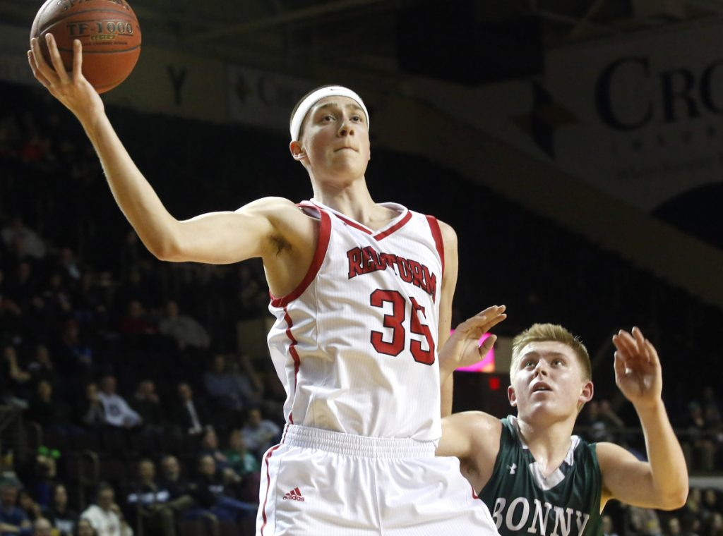 Nick Fiorillo helped lead Scarborough to its first appearance in a boys' basketball state championship game, and he'll be a key building block when the Red Storm seek another Class AA South title next season.