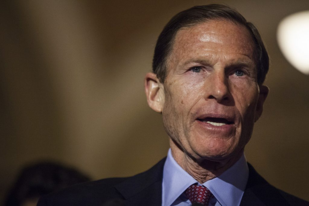 Sens. Blumenthal And Graham Introduce Bipartisan Gun Bill