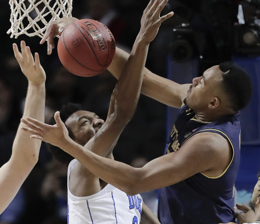 Old foes Duke, UNC collide in ACC tourney