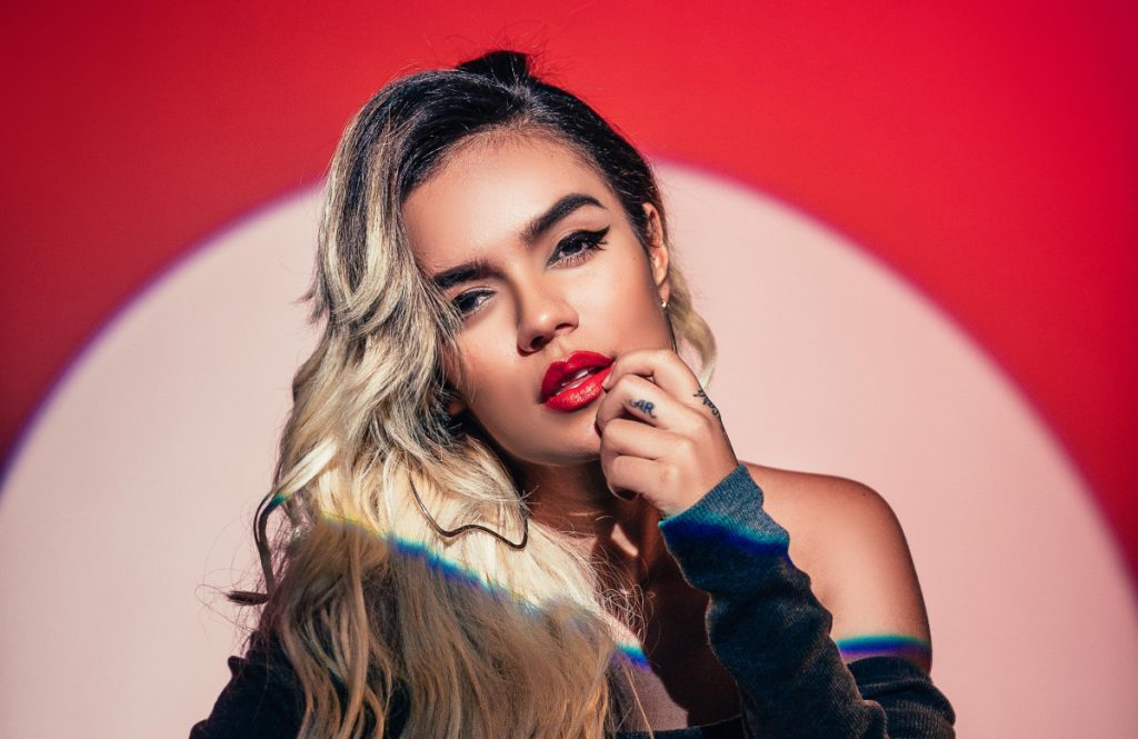 Colombian singer-songwriter Karol G has relentlessly chased her reggaeton dreams, and the industry finally seems ready to listen.