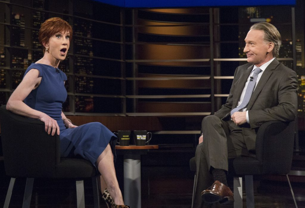 Kathy Griffin to do new shows, 9 months after President Trump photo