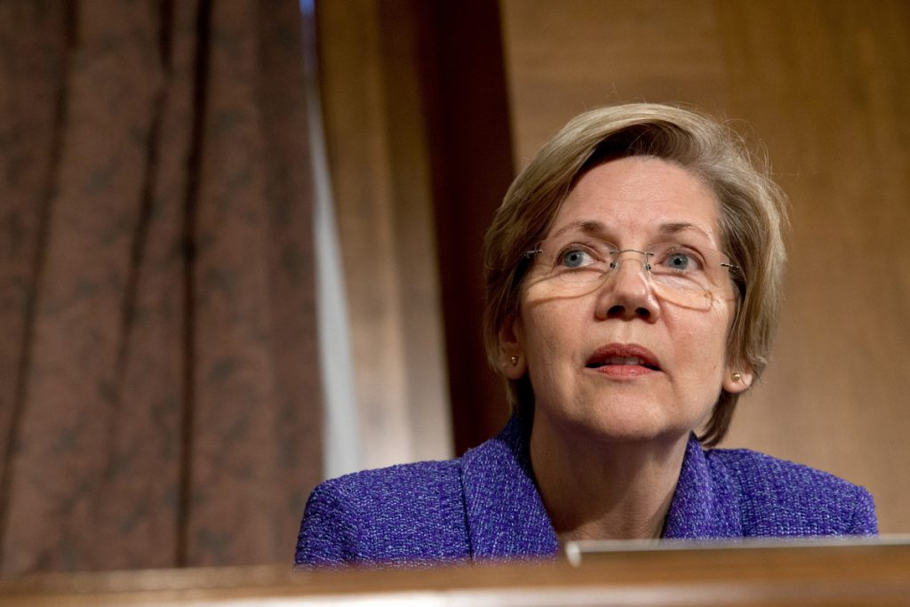 "Responding to jabs from the president and a newspaper's suggestion that she ""take the spit test,"" Sen. Elizabeth Warren, D-Mass. says she doesn't need to prove her heritage."