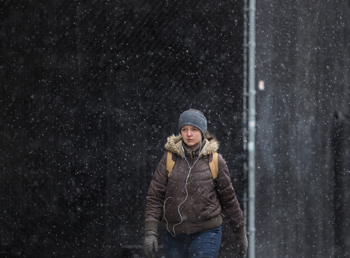 Nor'easter pounding Maine with potential 18-24 inches of snow: 'It's going to be pretty nasty'