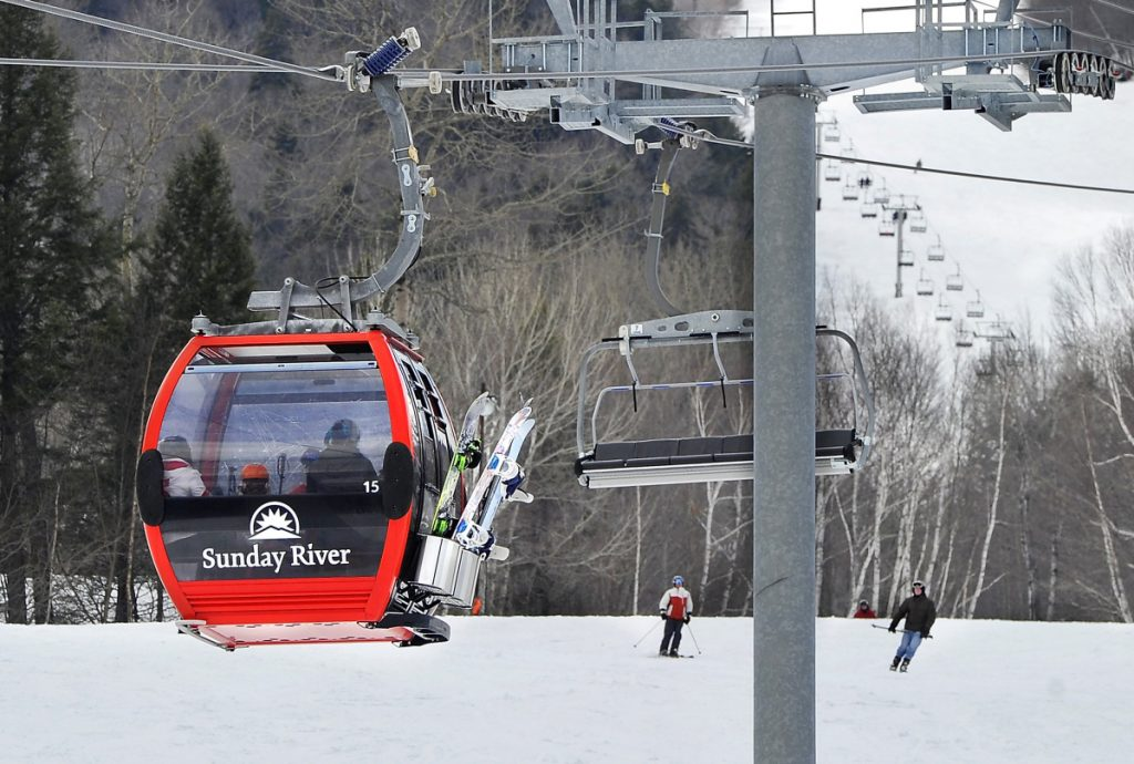 Sunday River ski resort in Newry is among those being acquired by Boyne Resorts, which is the operator of the area.
