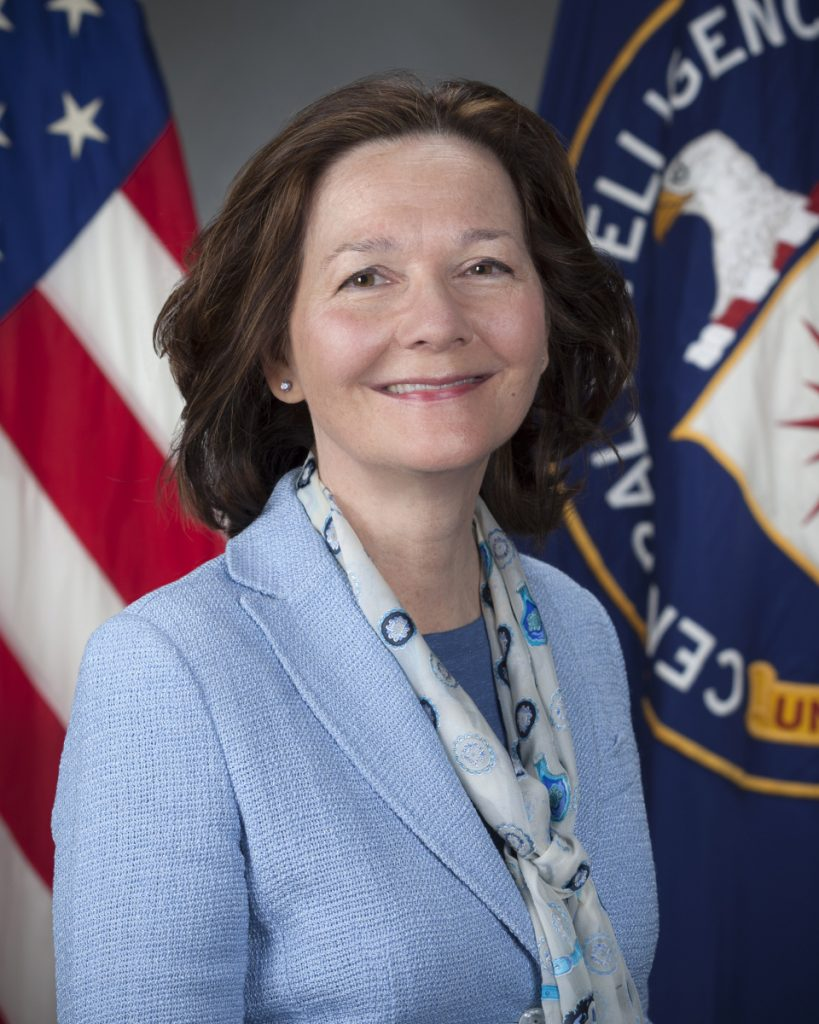 Will Trump's new Central Intelligence Agency pick denounce torture programs she was part of?