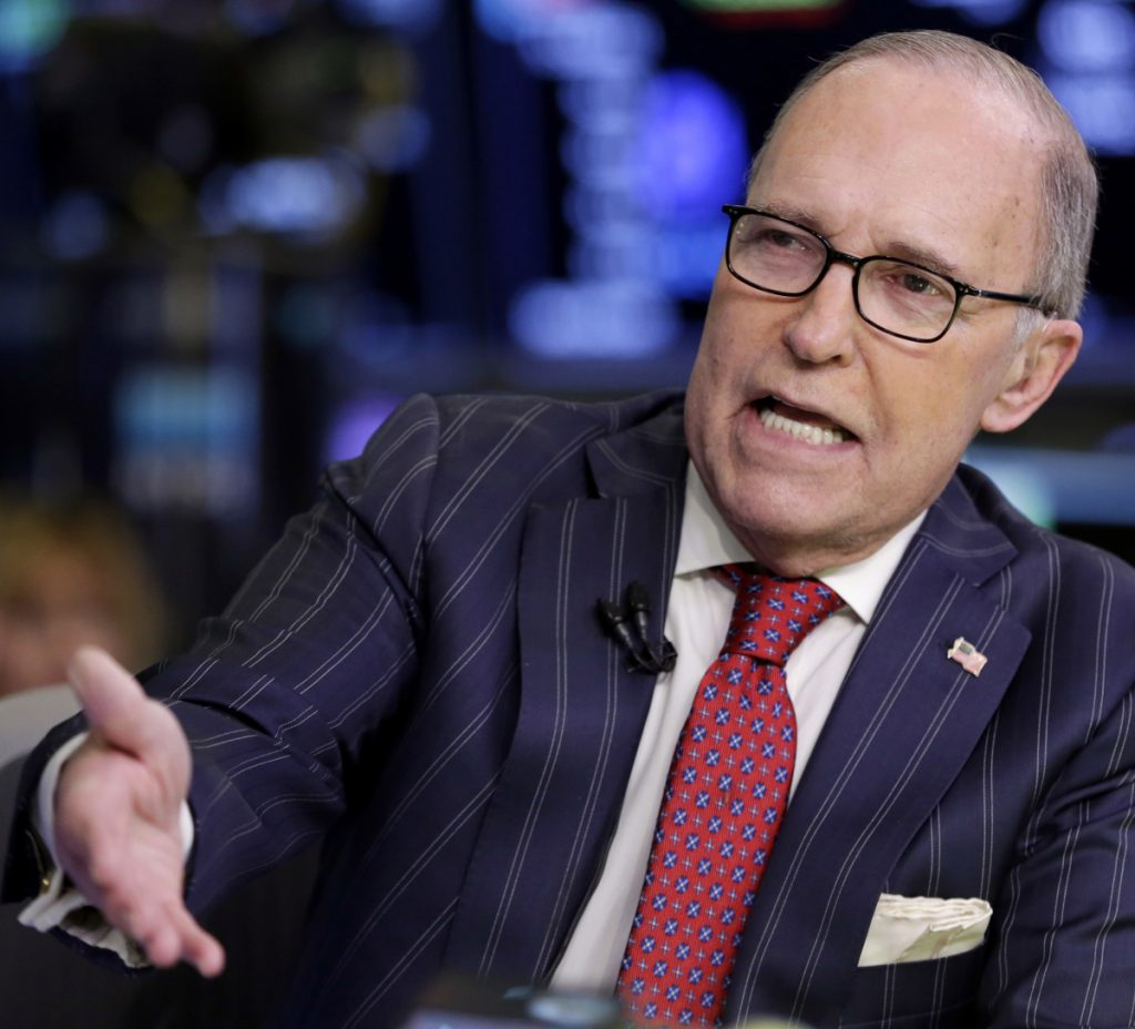 Larry Kudlow has extensive knowledge of trade, the Fed, employment, inflation and the financial markets.