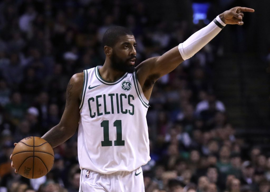 Boston Celtics guard Kyrie Irving had surgery after fracturing his kneecap during the 2015 NBA Finals and may need another minor procedure at some point.