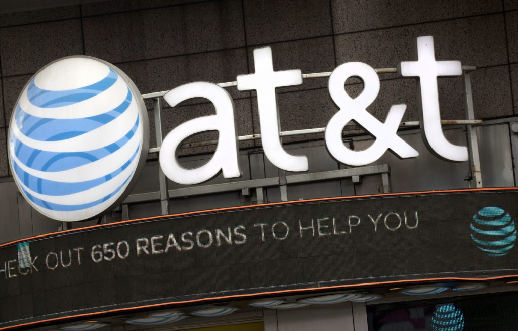 AT&T will present its case Monday on a strategy for competing against Amazon, Netflix and Google.