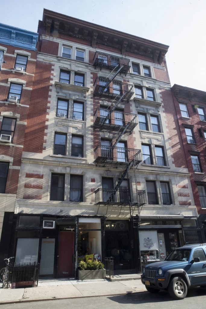 Kushner Cos Filed Building Permit Requests For Nyc