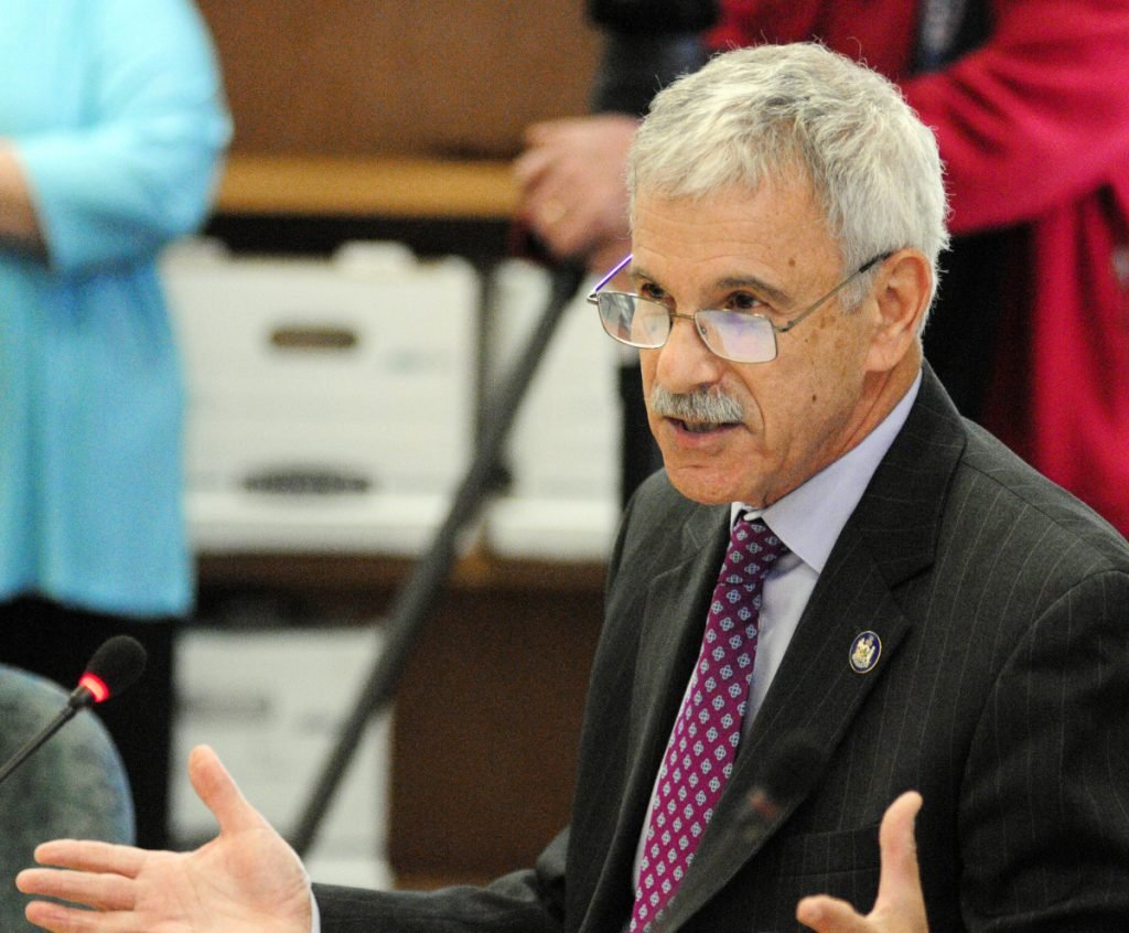 Roger Katz, an attorney and Republican state senator, says a lawsuit Kennebec County is joining contends opioid manufacturers failed to disclose the addictive nature of their products.