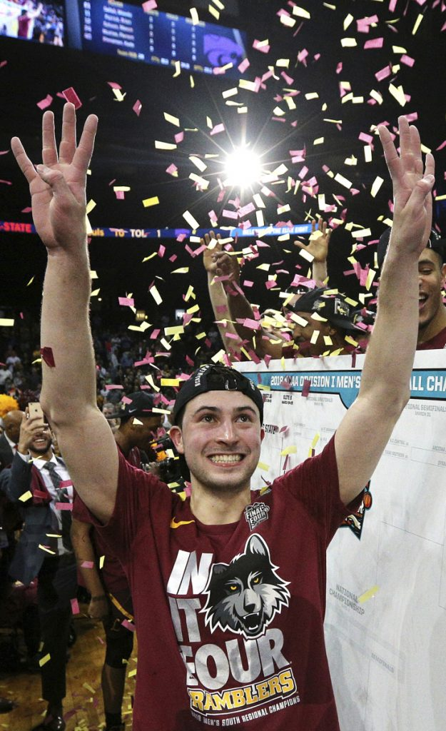 Who really believed it? Who really believed that Loyola and guard Ben Richardson would be heading to the Final Four? The next step for the school is making sure that Porter Moser remains its coach for years to come.