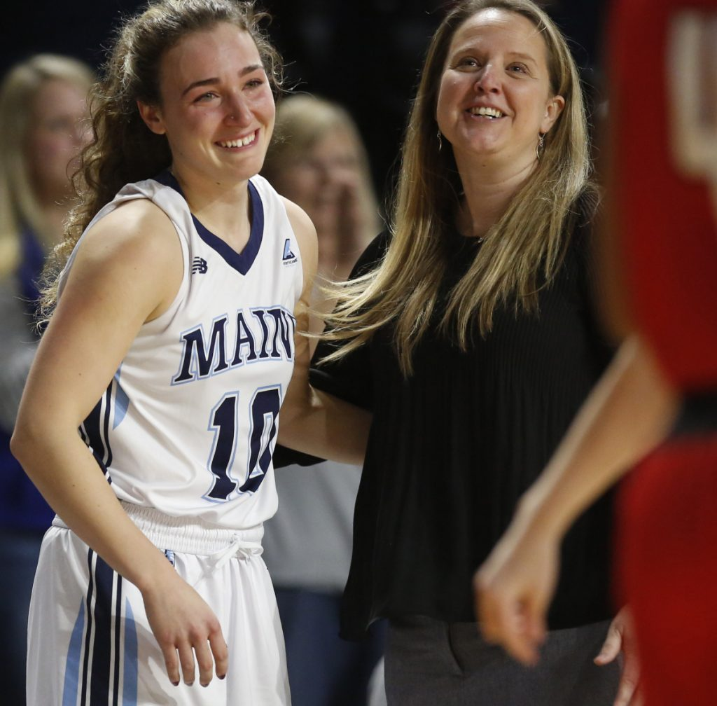 Julie Brosseau, Maine's third-leading scorer this past season, told Coach Amy Vachon that she intends to transfer to another college.