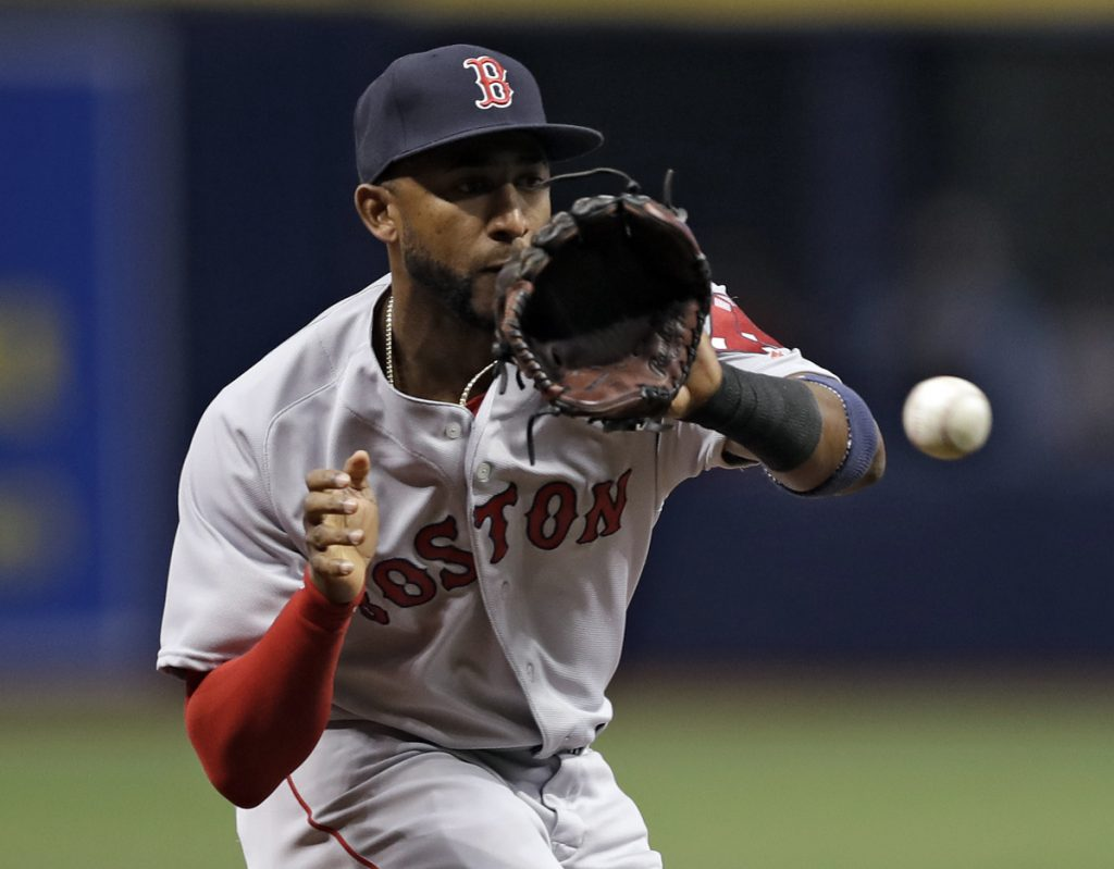 Bogaerts' big game powers Red Sox over Rays, 3-2