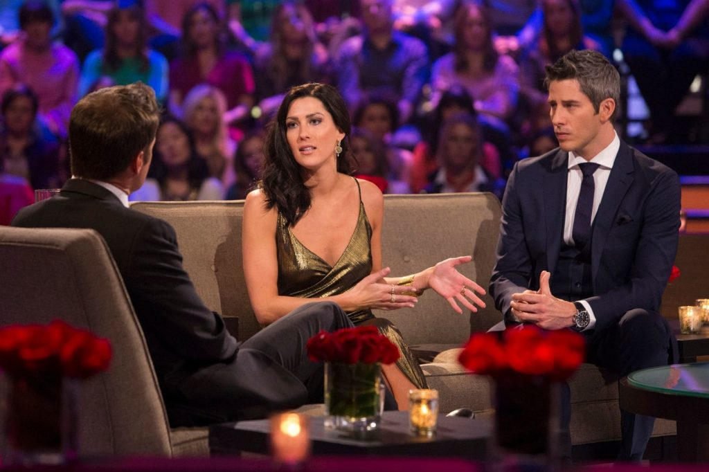 Bachelor Arie Luyendyk Jr. dumped his fiancee, Becca Kufrin, on camera to propose to the runner-up in front of her, earning the ire of fans.