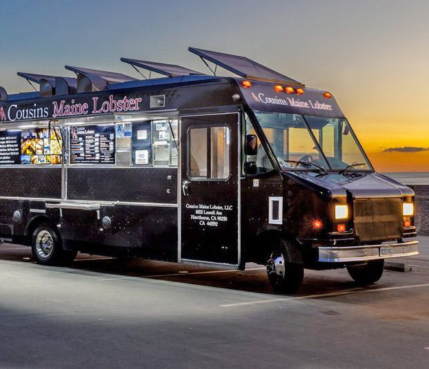 Cousins Maine Lobster Food Truck Charlotte - Best Truck In The World