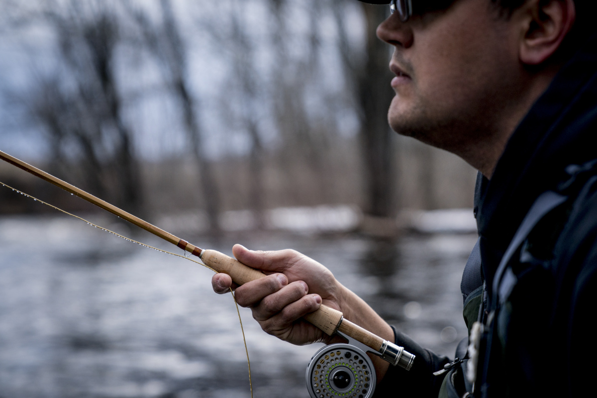 Fishing season opening day gallery press herald for When is fishing season