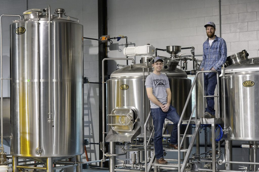 new brewery looking to excel find niche in crowded maine market