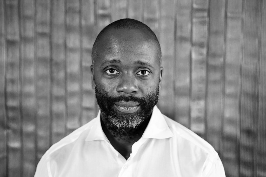 Theaster Gates      Photo courtesy of Colby College