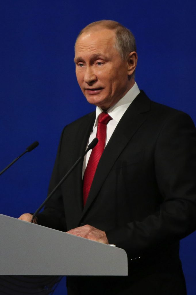 New U.S. sanctions are expected to target oligarchs with connections to Russian President Vladimir Putin.