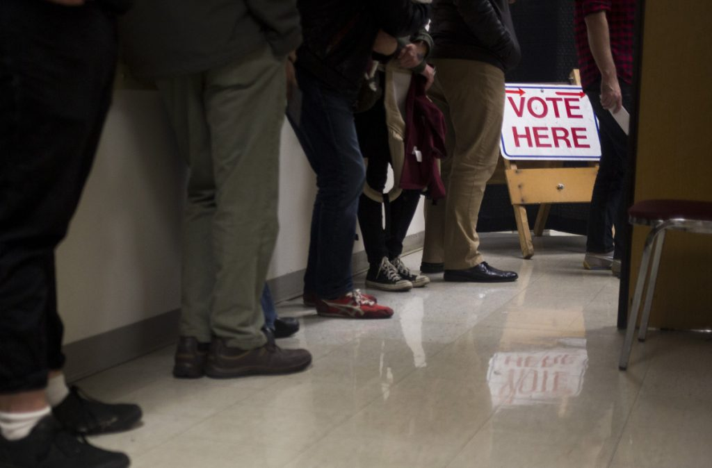 Ranked-choice voting arguably gives Maine's independent voters greater influence.