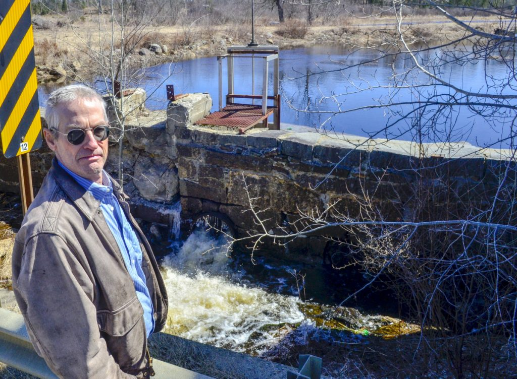 George Fergusson, secretary of the Clary Lake Association board, says only two votes of 112 votes were opposed buying the dam in northern Lincoln County.