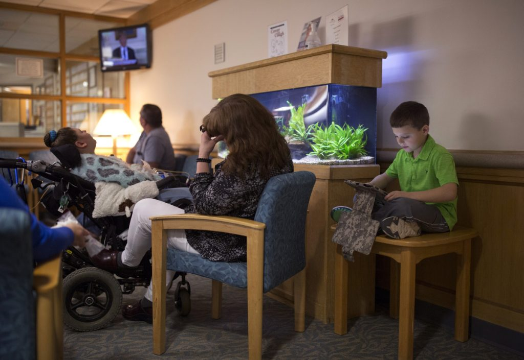 Adoption Press Room  >> Maine Adoption Fight Pits 2 Families Who Love A Little Girl Only