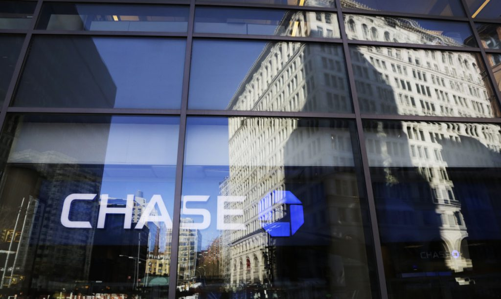 Analysts expect companies in the S&P 500 to report a 17 percent jump in earnings per share for the first three months of the year, thanks in large part to lower tax rates and the strong global economy. JPMorgan Chase & Co. reports earnings Friday.