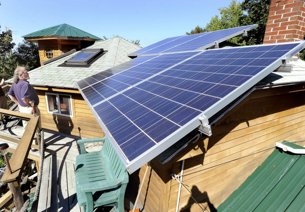 A reader says those who think the owners of solar-run homes are being supported by other power customers have got it all wrong.