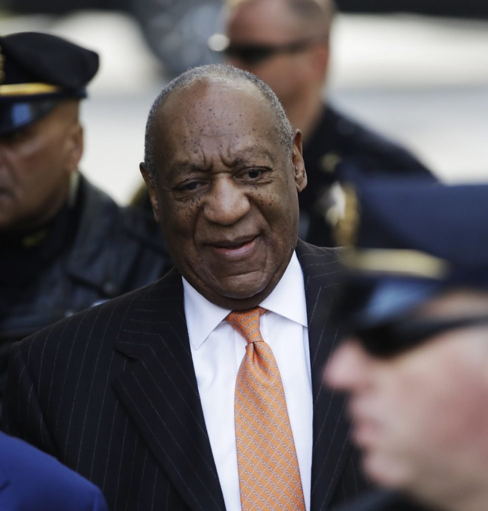 Accusers confront Bill Cosby, and they aren't holding back