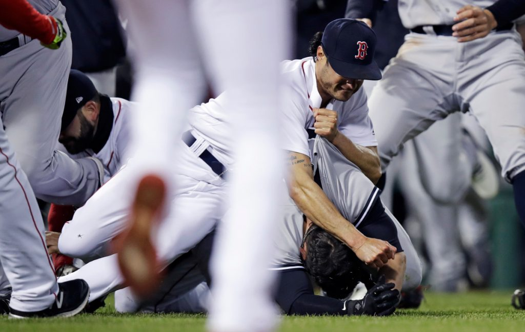 Best Red Sox-Yankees Brawls Through The Years