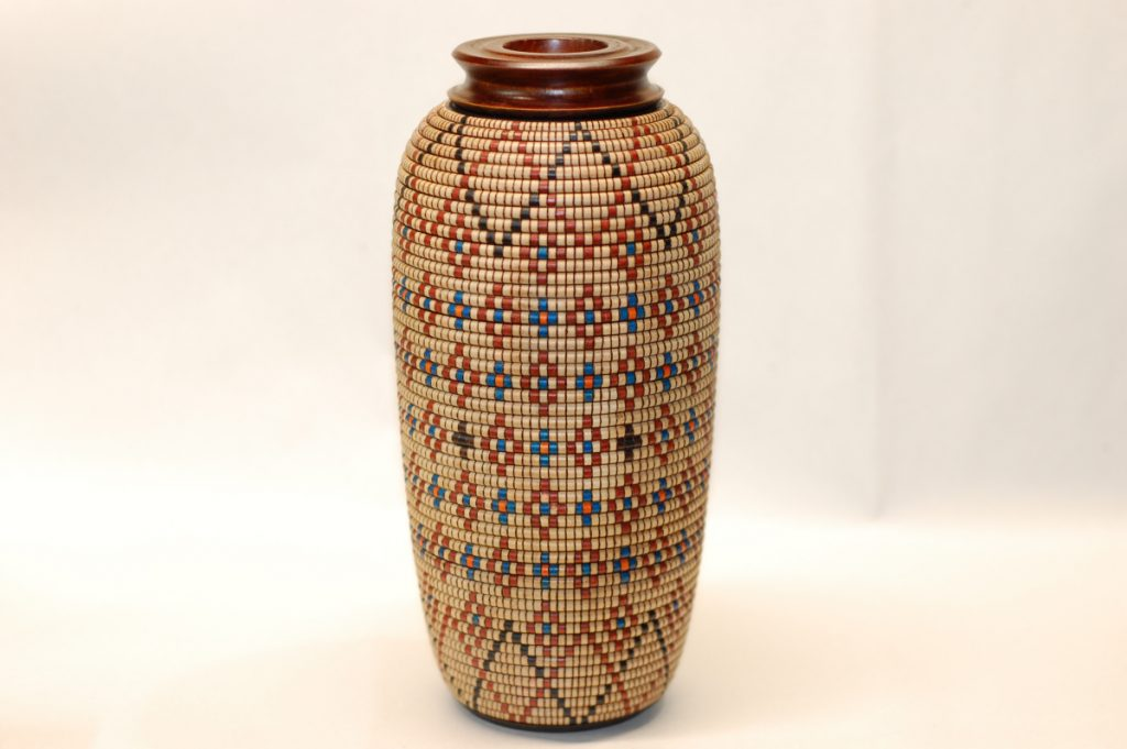 Is It A Wooden Vase Or A Woven Basket Portland Press Herald