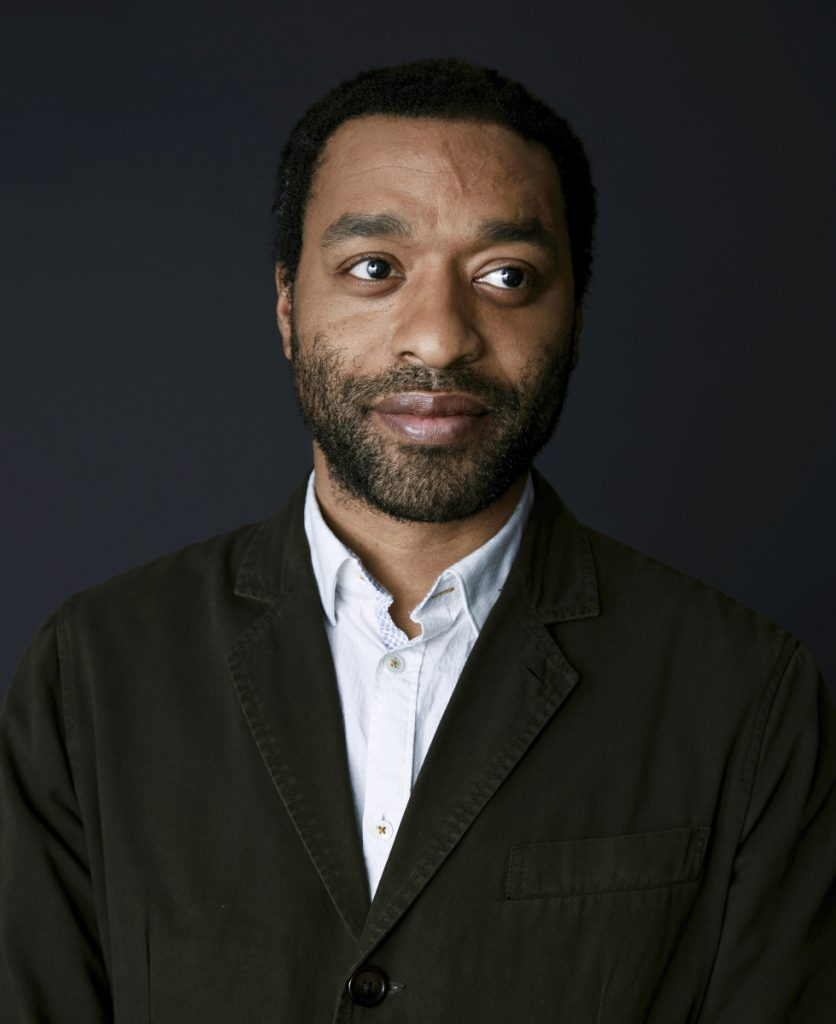Chiwetel Ejiofor was raised Roman Catholic but drifted from the church as a teen.